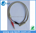 DIN 8Pin Cable To Alligator Clip With