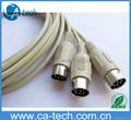 DIN 8P及6PIN連接線