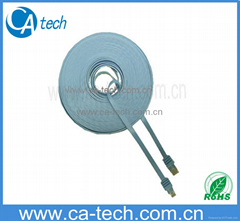 UTP CAT6  Flat patch cable 15M