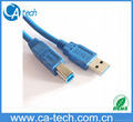 high speed  USB3.0 printer cable