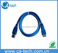 USB3.0 A male to USB3.0 micro B male