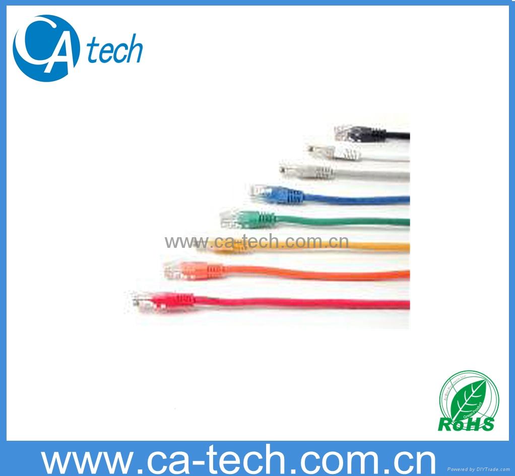 CAT5eUTP超五类网线跳线  1