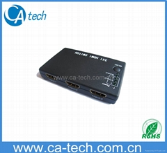迷你(MINI)3进1出HDMI 切换器