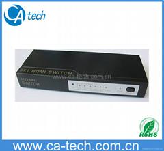 5进1出HDMI 切换器 V1.3B