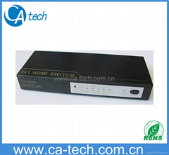 5進1出HDMI 切換器 V1.3B