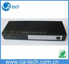 1进2出 HDMI 分频器 V1.3B