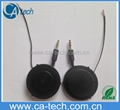 One side pull out 3.5 stereo retractable cable