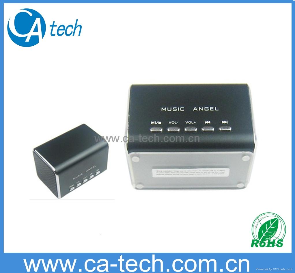 插卡小音響/U盤小音響/電腦小音響M/MP3或MP4小音箱 1