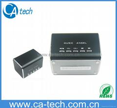 插卡小音響/U盤小音響/電腦小音響M/MP3或MP4小音箱