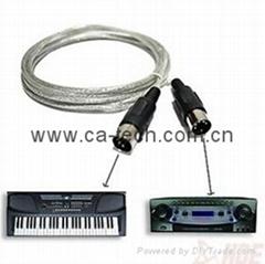 高质量标准电子琴线
