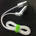 New 2in1  Apple Samsung USB data cable ios8