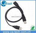 1.0M USB3.0 Y cable A Type  Male to