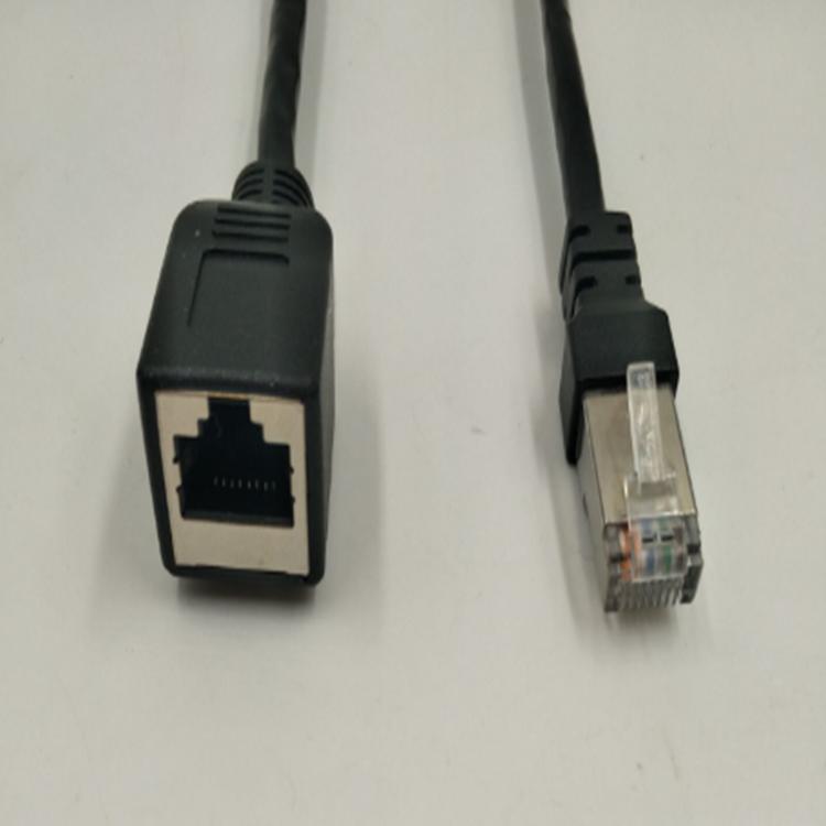 超五类 带屏蔽网络延长线超五类FTP网络延长线 1