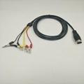 电能表检验检查连接线DIN8M