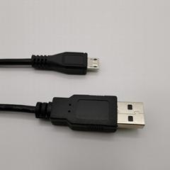 USB Micro 5P 手機數據線,數碼相機數據線