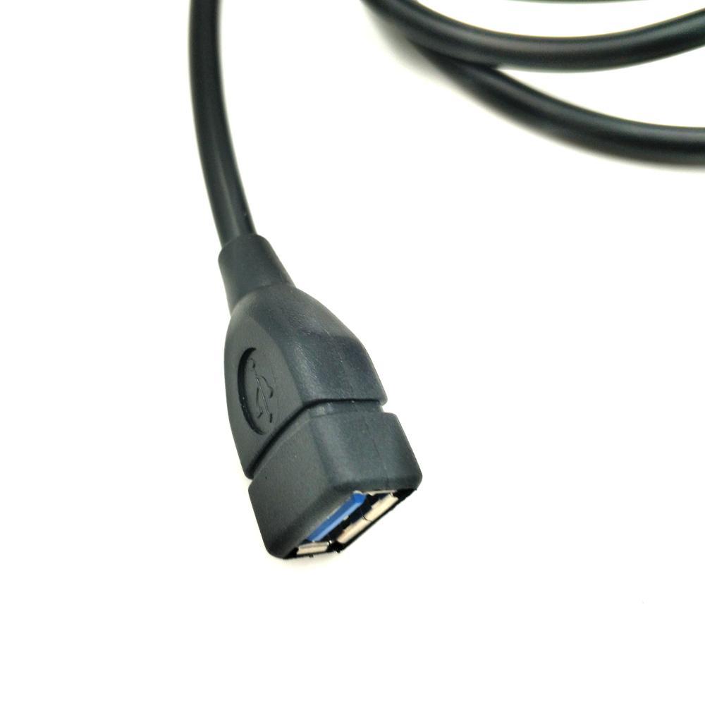 USB3.0延长线 USB3.0数据线USB3.0 AM 对USB3.0AF延长连接线 3