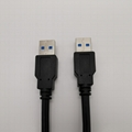 USB3.0 CABLE AM TO AM  with 5Gbps Transfer Speed,Optional Length