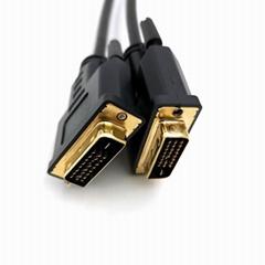 DVI24+1公对公通信线