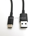TYPE-C数据充电线黑色 2