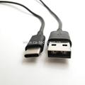 TYPE-C数据充电线黑色 6