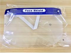 透明PET防護面罩
