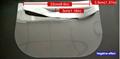 Comfortable Sponge Transparent Full Face Shield