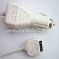 IPOD/iPhone 4G  Car Charger