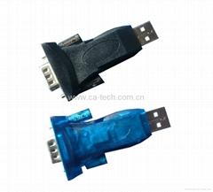 USB 轉串口(RS232)轉接頭