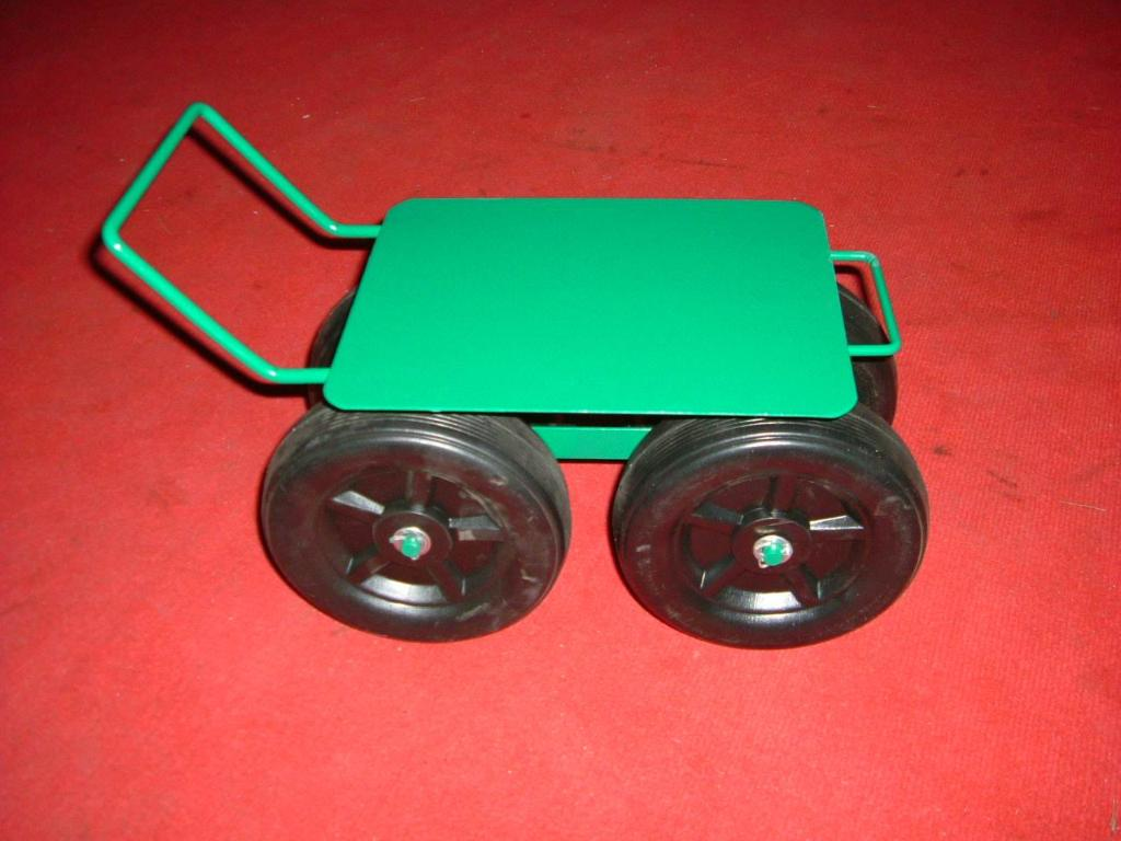 WS1802 Rolling Work Seat 1