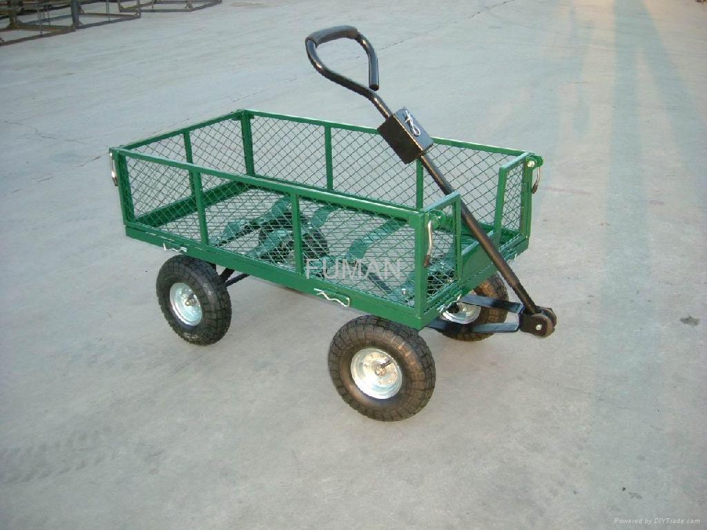 Garden cart plans garden cart