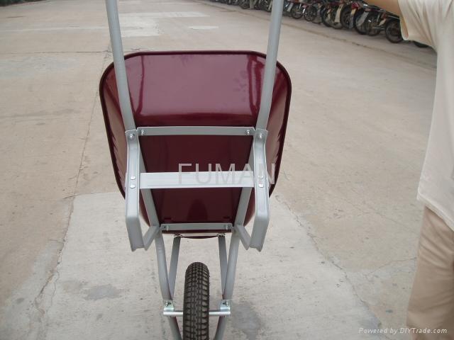 WB9001 Wheel Barrow for Construction and Garden 2