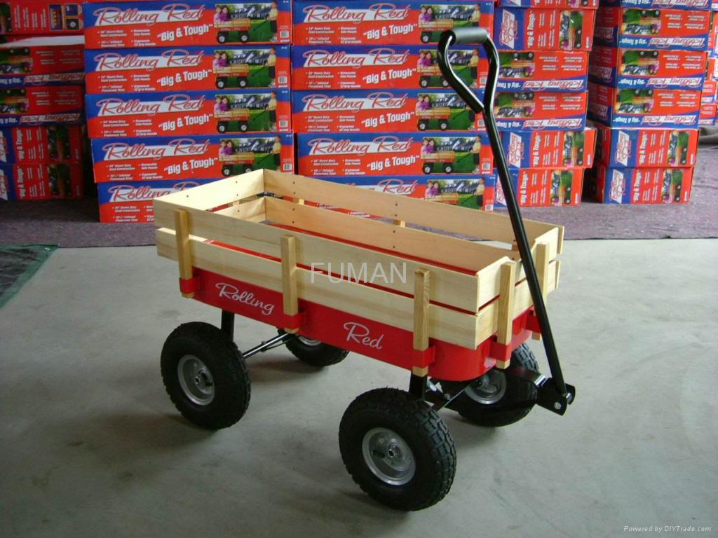 TC0803 Kids Wagon