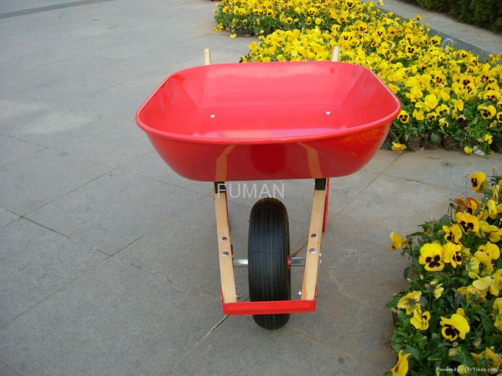 WB4402 Wheel Barrow for Garden 3