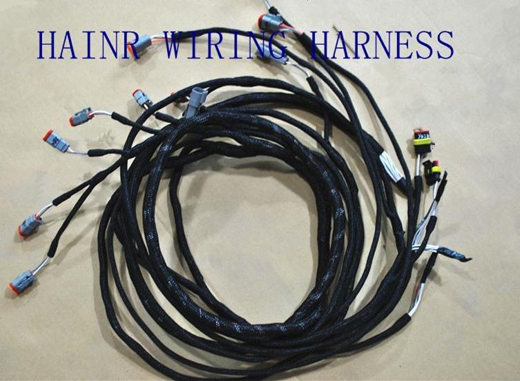china wire harness manufacturer,garden & construction tool construction wire harness