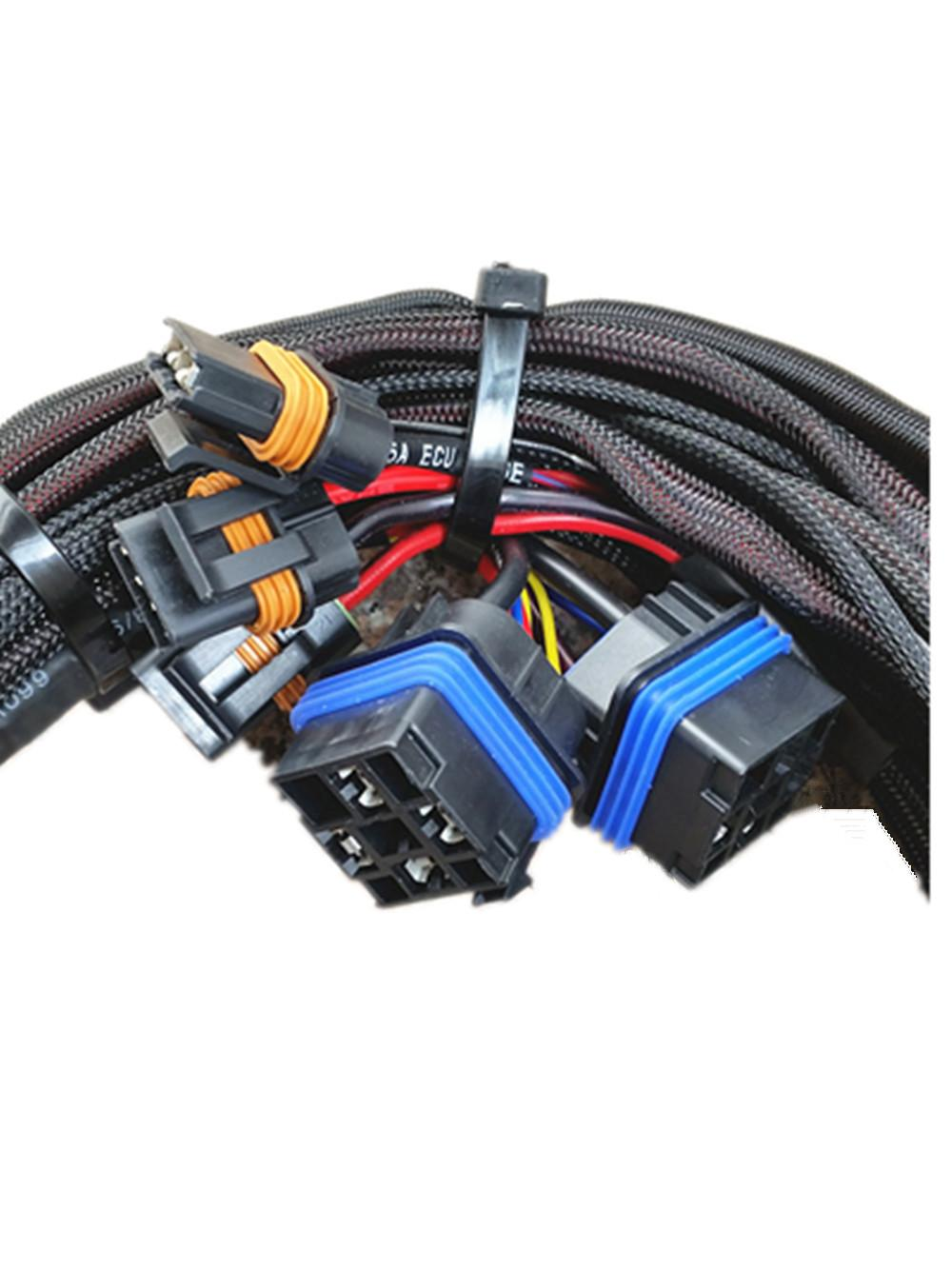 Wiring Harness Assembly for Automotive Aftermarket 2