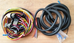Universal 12 Circuit Wire Harness Muscle