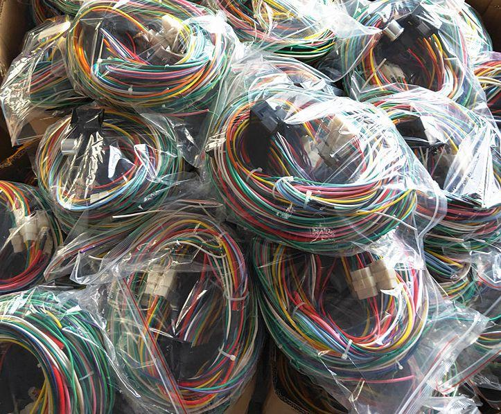 Universal 24 Circuit Wire Harness Muscle Car Hot Rod Street Rod 3