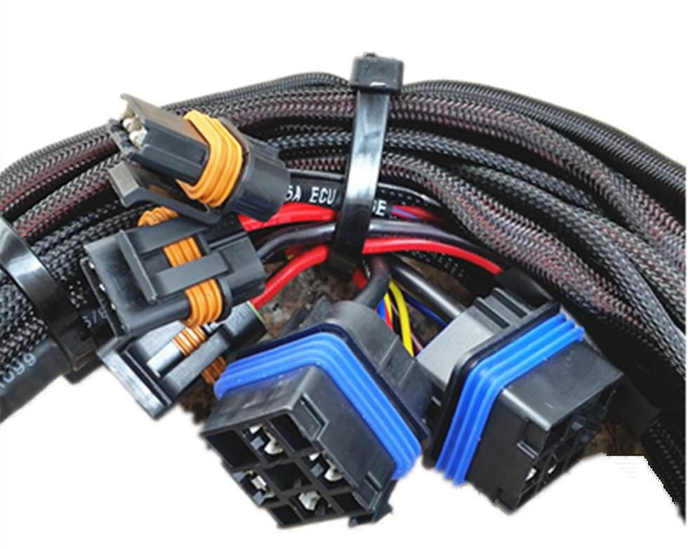 wiring harness assembly for automotive aftermarket awh28. Black Bedroom Furniture Sets. Home Design Ideas