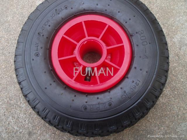 PW1001-1 Pneumatic Wheel