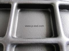防靜電電子架橋(IXPE)泡棉吸塑盤托盤