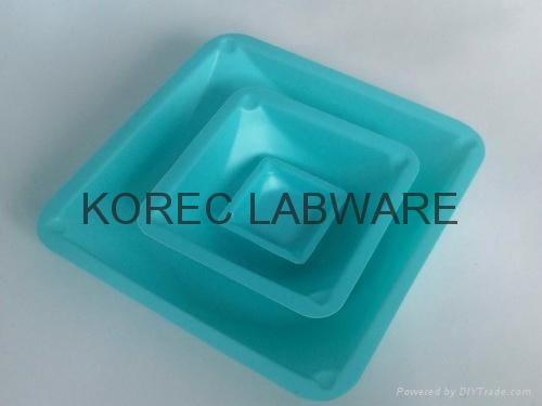Square Weighing Dishes (Blue) 1