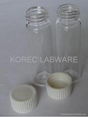 Vial, Borosilicate Glass Scintillation Vials