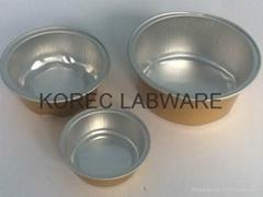光壁镀膜铝箔耐烤杯