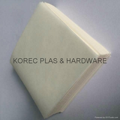 Cellulose Weighing Paper Sheet, Nitrogen Free, Non-Absorbing, High-Gloss