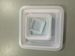 正方形 塑料 稱量皿 秤量船 稱量盤 稱量舟