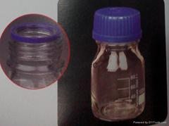 玻璃螺口圆瓶