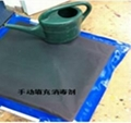 Tires & Wheels Disinfection Mat