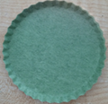 Disposable Round Aluminum Dishes with