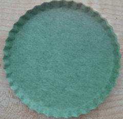 带离型纸的铝箔称量皿