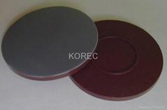 特氟龍/紅色硅膠隔墊(平片)